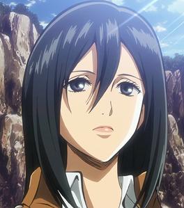 Mikasa character image