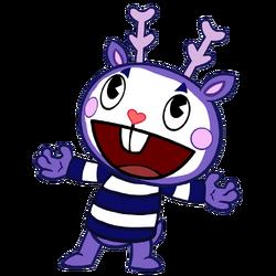 Mime (Happy Tree Friends)
