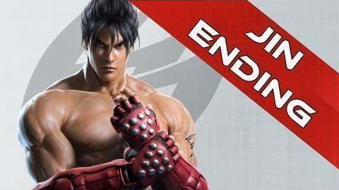 Tekken Tag Tournament 2 Ending Jin Kazama Ending Clip HD