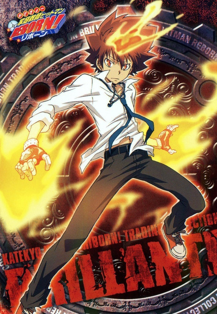 Tsunayoshi Sawada Heroes Wiki Fandom