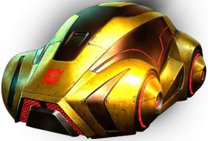 Bumblebee WFC-VehicleMode
