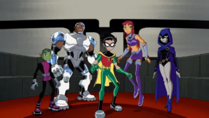 Original Teen Titans Return
