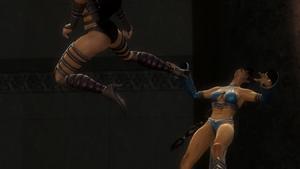 WAPTINY.COM Mortal-Kombat---Sindel-kills-almost-everyone-Cutscene-number---- 115767
