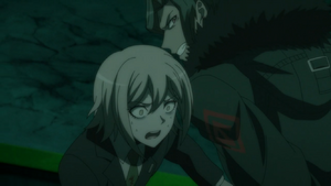 Juzo attacks Ryota