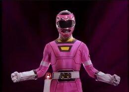 Pink Turbo Ranger
