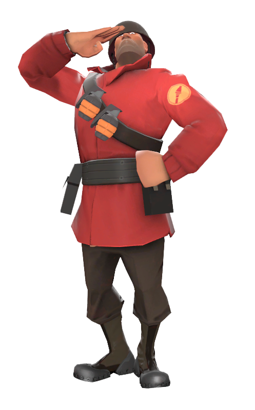 Soldier Team Fortress 2 Heroes Wiki Fandom
