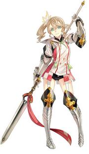 Alicia figure