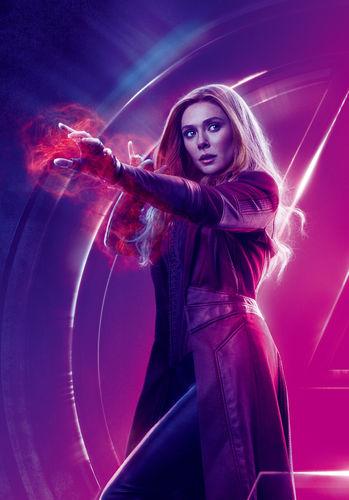 Scarlet Witch Marvel Cinematic