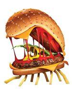 Spiderburger