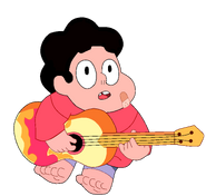 Steven as a toddler