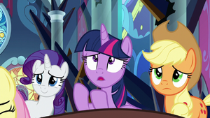 Twilight we can't beat him without you! S9E2