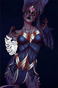 Wonder Woman Vol 5 57 Textless Variant