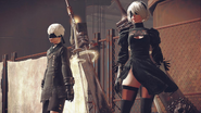 9S and 2B