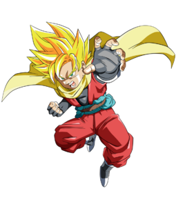 Db heroes gm hero ssj v2 render by metamine10-d6hoxqe