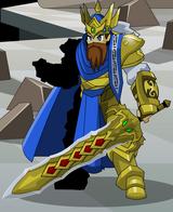 King Alteon the Balanced