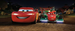 McQueen vs. Francesco