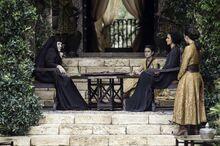 Olenna and Ellaria Sand-0
