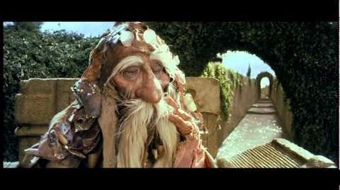 Wiseman and the Hat - Labyrinth - The Jim Henson Company