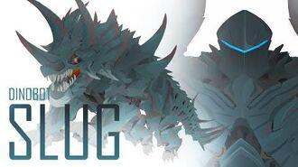 Dinobot SLUG - Transformers Short Series