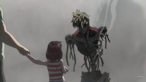 One-Punch-Man-S1E9-Genos-Skeleton-and-Girl-e1474350711761