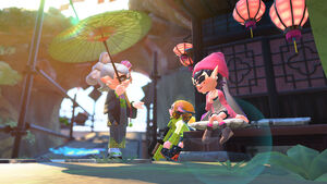 Splatoon 2 Ver.3.0 Callie Image1