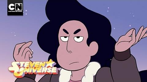 Stevonnie's Strong Feelings San Diego Comic Con Steven Universe Cartoon Network