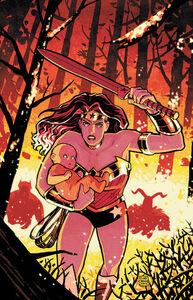 Wonder Woman Vol 4 18 Textless