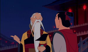 Shang and the Emperor.