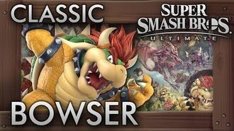 Super Smash Bros. Ultimate- Classic Mode - BOWSER - 9