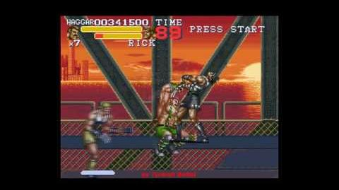 Final Fight 3 (Super Nintendo) - (Longplay - Mike Haggar Expert Difficulty)