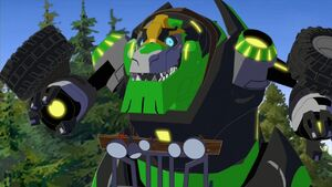 Grimlock is Here! (Collect 'Em All)
