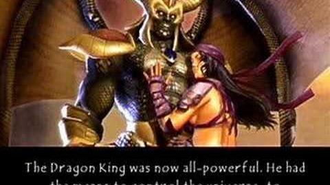 Mortal Kombat Deception Li Mei's Ending