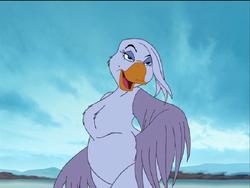 Stella the goose