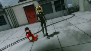 Stormy Weather - Ladybug and Cat Noir 15