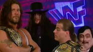 The Undertaker with Diesel, Shawn Michaels and Paul Bearer