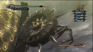 Bayonetta- Wheel of Torture