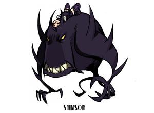 DLC Samson