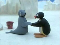 Pingu and Robby Are Sad