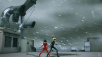 Stormy Weather - Cat Noir and Ladybug 05