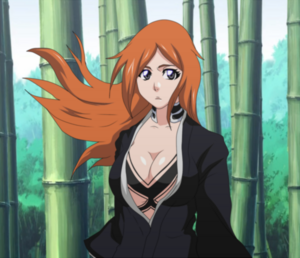 Substitute shinigami inoue orihime by everlastingdarkness5-d5p3goz