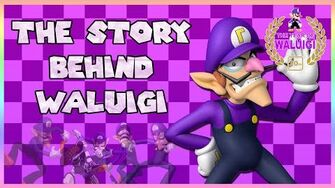 Waluigi- The Story Behind Mario's Most Bizzare Character + How A Waluigi Game Could Work