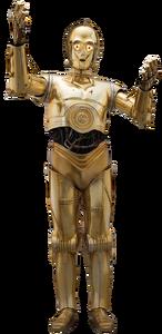 C-3PO TLJ Card Trader Award Card