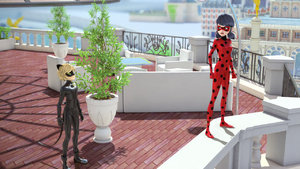 The Evillustrator - Cat Noir and Ladybug 02