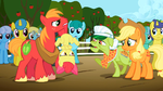 Apple Bloom upset