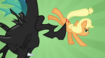 Applejack attack S02E26