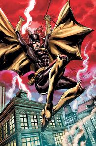 Batgirl Vol 4 18 Solicit