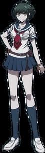 Danganronpa 3 - Fullbody Profile - Komaru Naegi