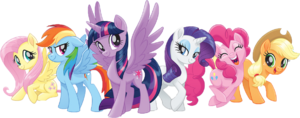 Mane six 2017 mlp movie by movies of yalli-dazgobu