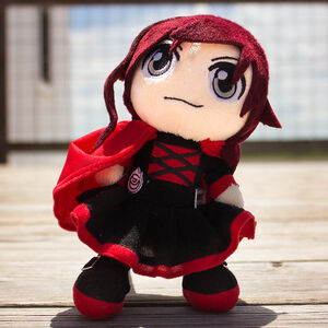 Plush ruby