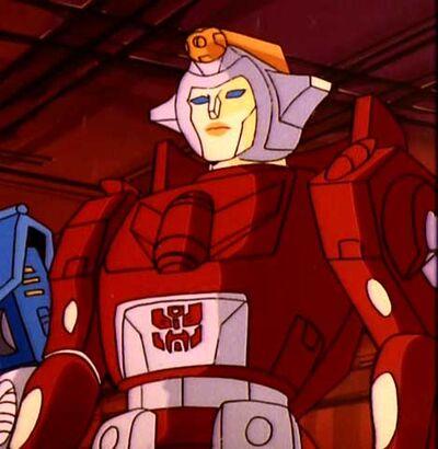 Firestar robot